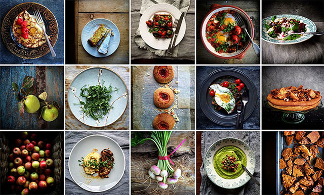 Instagram and iPhone food photography workshops hosted in Cornwall