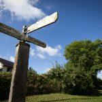 Chapel Amble village sign