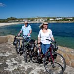 Cycling through St Marys, Isles Scilly