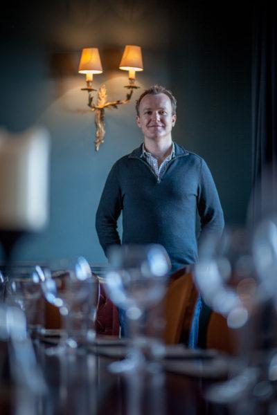 Nick Fox, director of Three Cheers Pub Co. David Griffen