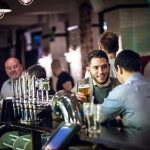 The bar at The Avalon 4