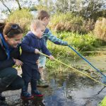 Pond-dipping 3