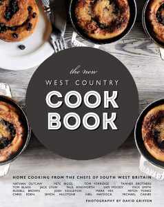David Griffen's new west country cookbook cover
