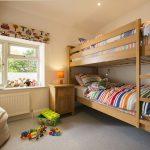 The Barn bunk bedroom