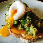 Three Cheers brunch – avocado on toast