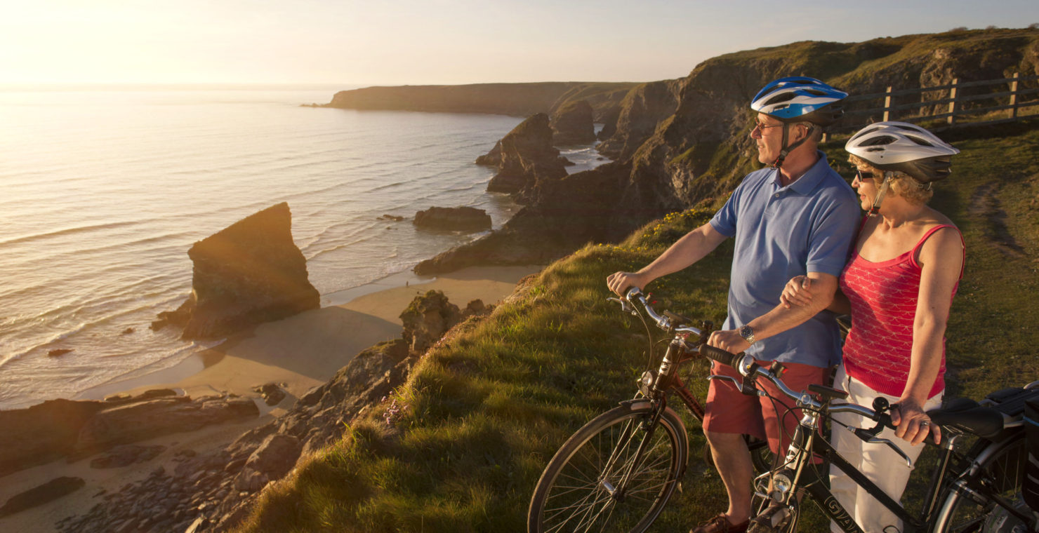 Cornwall's new luxury cycle tour