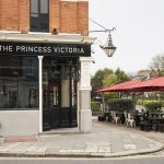 The Princess Victoria in Shepherd's Bush, London.
