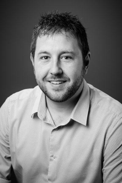 Matt Richardson, Pre-Construction Manager at Legacy Properties. Legacy Properties