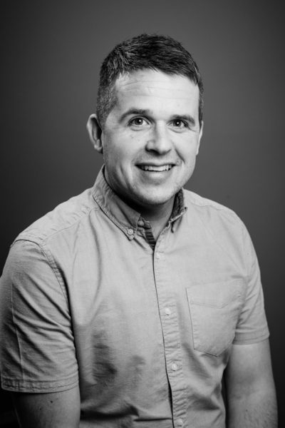 Chris Palfrey, Project Manager at Legacy Properties. Legacy Properties