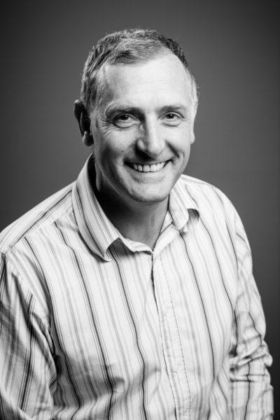 Matt Jones, Senior Site Manager at Legacy Properties. Legacy Properties