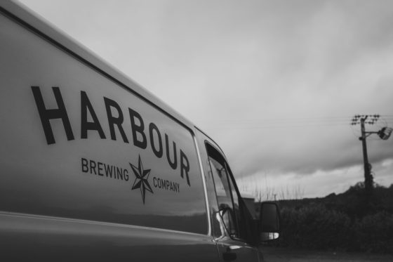 Harbour Brewing in North Cornwall. Adam Sargent