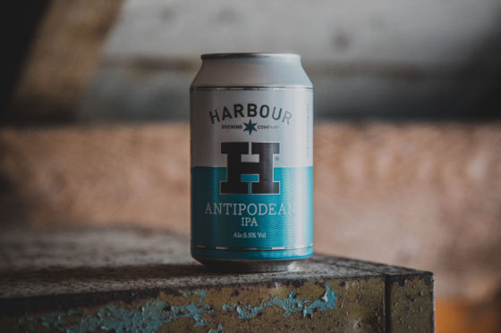 Antipodean IPA from Harbour Brewing. Adam Sargent