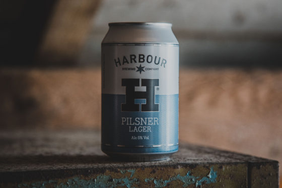 Pilsner Lager from Harbour Brewing. Adam Sargent
