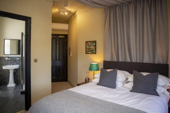 Rooms at The Princess Victoria. Naomi Gabrielle