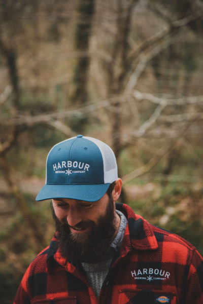 Harbour Brewing merchandise Adam Sargent
