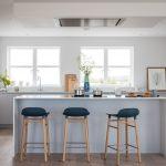 The Rocks, Holywell Bay kitchen
