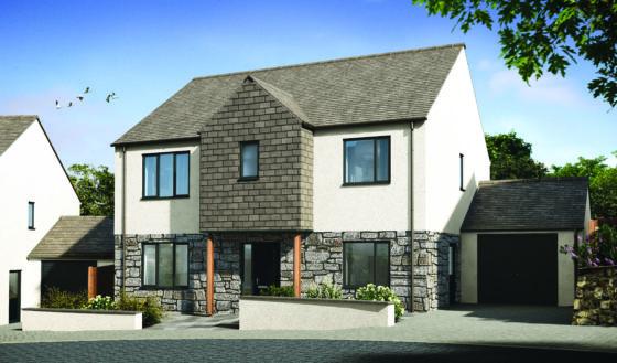 Halwyn Meadows Legacy Homes