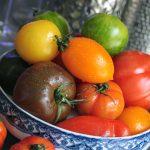 Fresh produce at The Headland Hotel