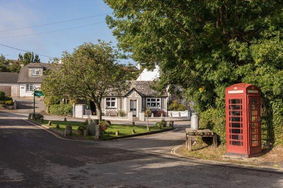 Crantock village Mike Searle