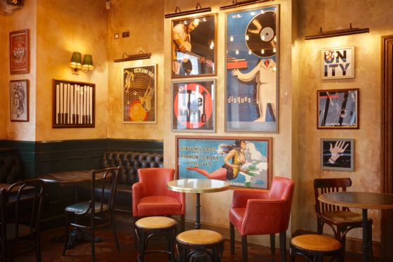 Comfortable seating at The Bedford Johnny Stephens