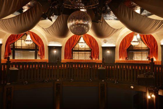 Ballroom at The Bedford Johnny Stephens