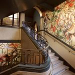 Stairway at The Bedford