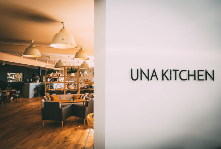 Una Kitchen at Una St Ives Una St Ives