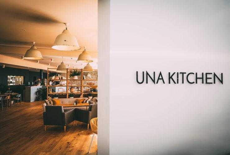 Una Kitchen at Una St Ives Una St Ives