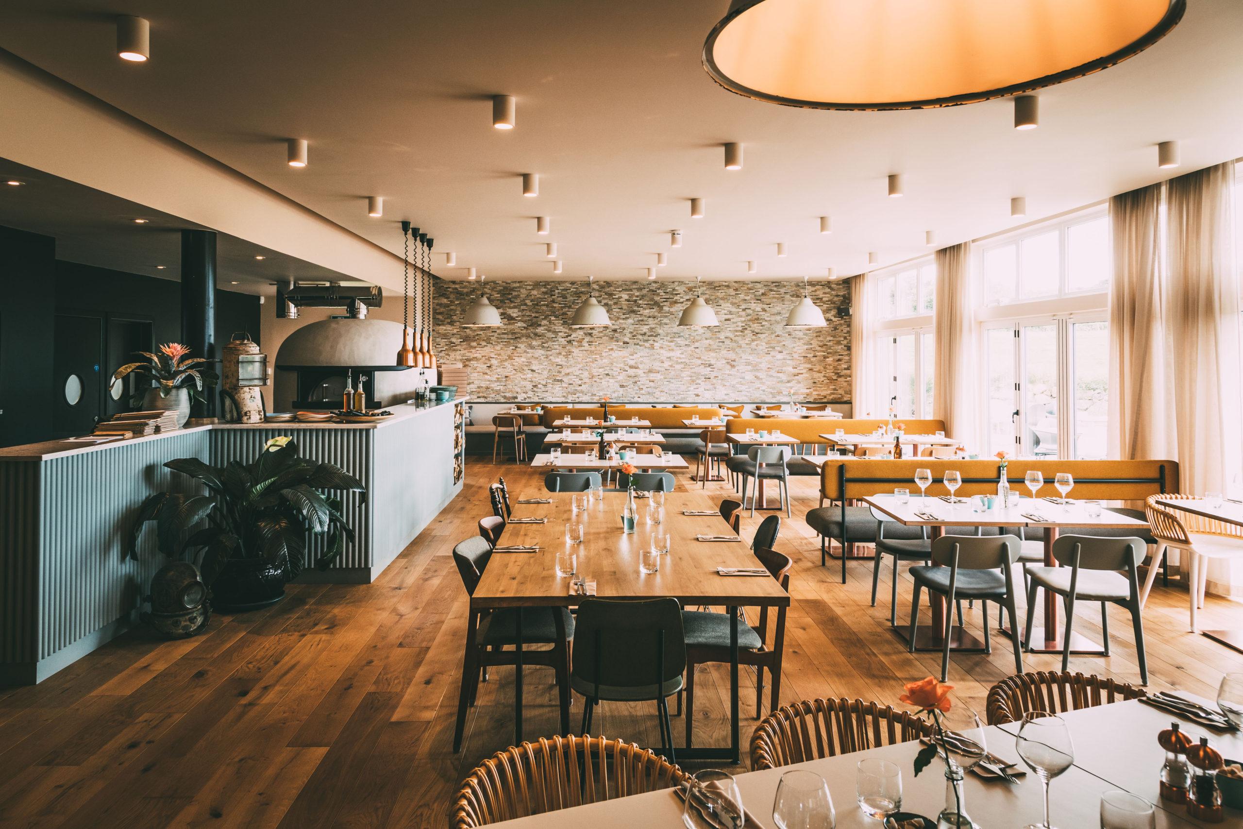 Una Kitchen at Una St Ives