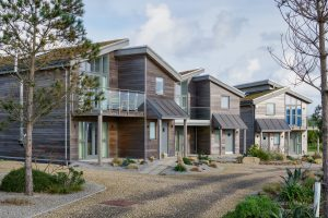 Self-catering eco-lodges at Una St Ives Una St Ives