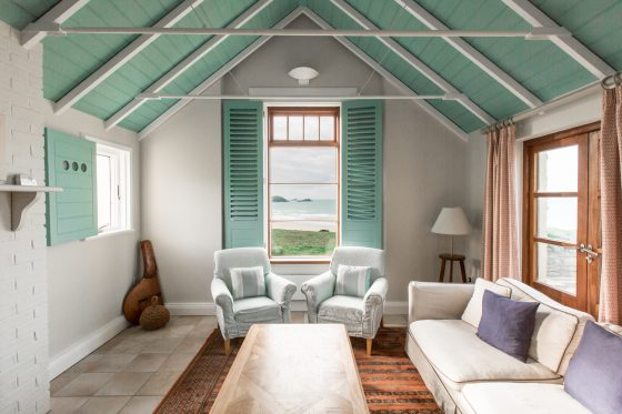 The Headland's five-star self-catering cottages The Headland Hotel