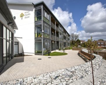 Prince Charles House, an Ocean Housing development in St Austell Teresa Appleton