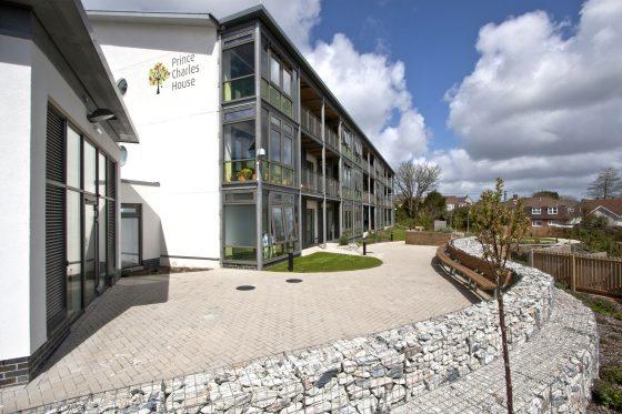 Prince Charles House, an Ocean Housing development in St Austell Teresa Appleton