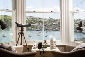 New website build for Retreat to Fowey