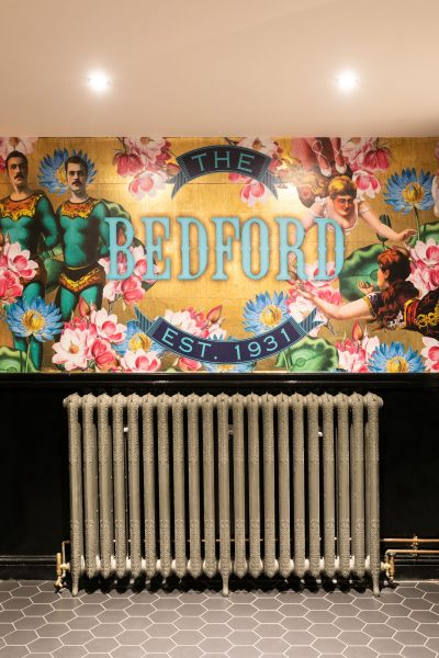 Quirky decor at The Bedford in Balham Johnny Stephens