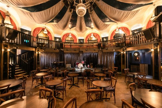 The Club Room at The Bedford in Balham Johnny Stephens