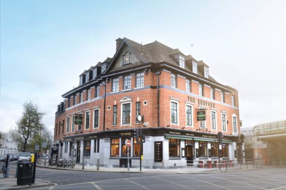 The Bedford in Balham Johnny Stephens