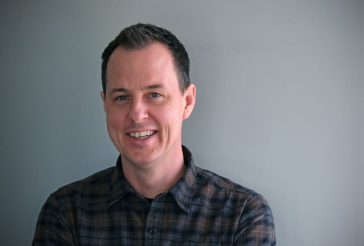 Ryan Mcfarlane – new creative director at Barefoot Media