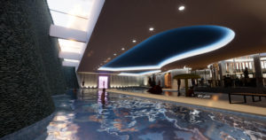 The new Aqua Club development at The Headland Hotel The Headland Hotel