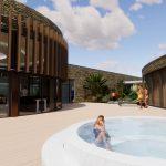 The new Aqua Club development at The Headland Hotel