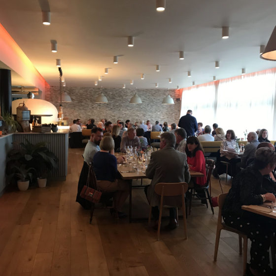 Charity seafood evening at Una Kitchen Una St Ives