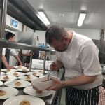 Charity seafood evening at Una Kitchen
