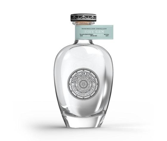 Rosemullion Distillery Cornish Dry Gin Rosemullion Distillery