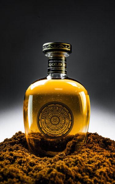 Rosemullion Distillery Gold Rum Rosemullion Distillery