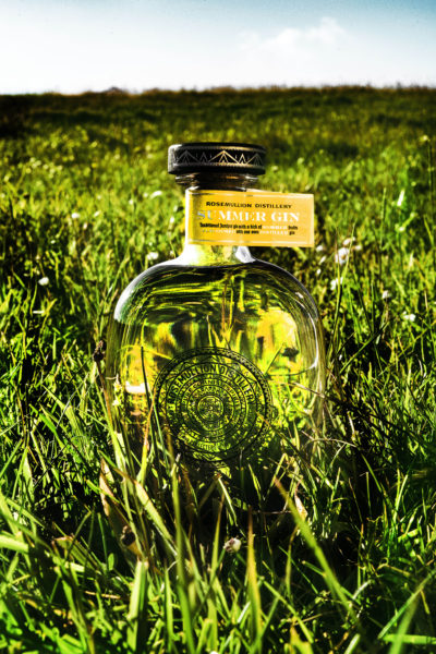 Rosemullion Distillery Summer Gin Rosemullion Distillery