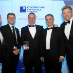 South West Built Environment Awards 2019 SME of the Year: Gilbert & Goode.