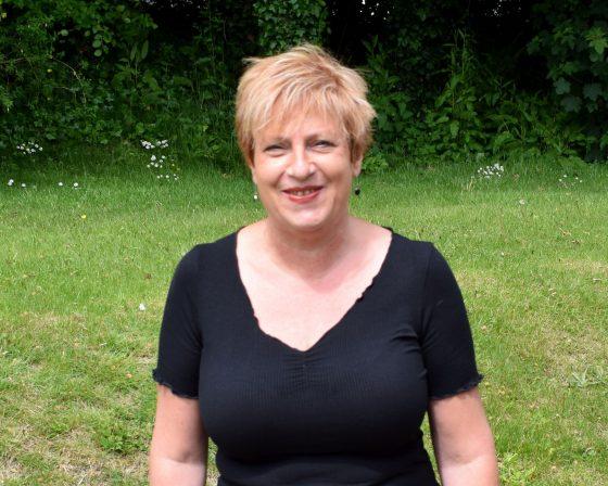 Gina Cutler, head of neighbourhood services at Ocean Housing. Ocean Housing