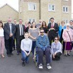 Ocean Housing opens its new development in Bodmin, MPG Books.