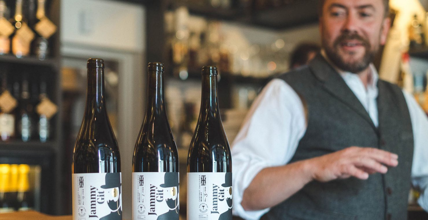 Cornish independent wine merchant wins top national award