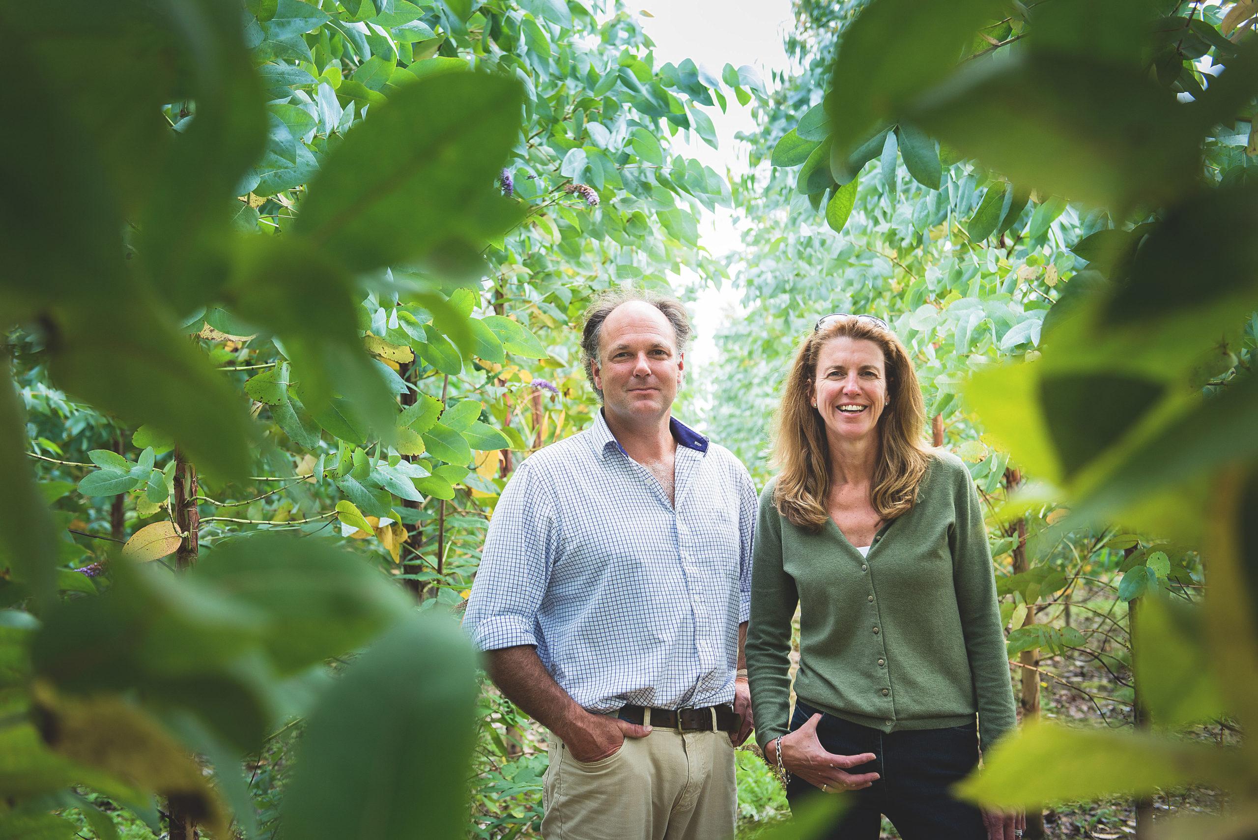 Hugh and Tina Davis of Wildwood.